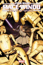 Star Wars: Mace Windu - Jedi of the Republic