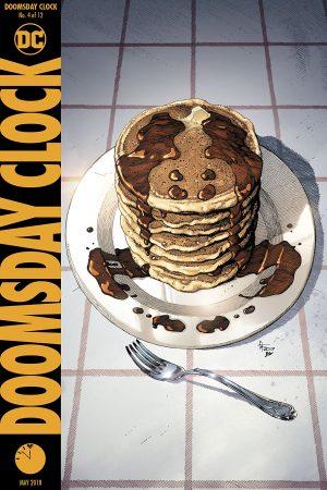 Doomsday Clock (2017-) #4