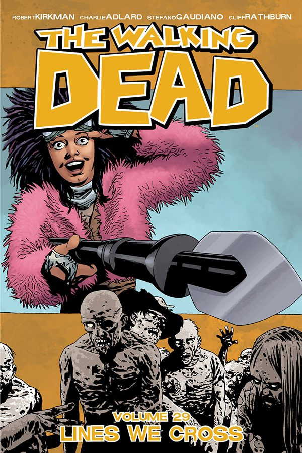 Walking Dead Vol.29: Lines We Cross