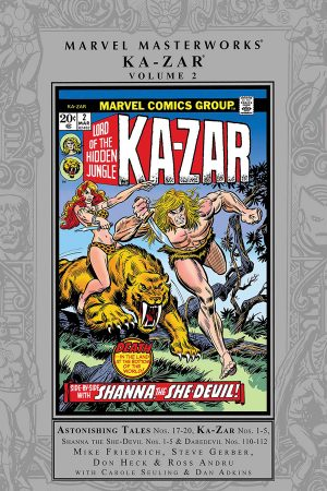 Marvel Master Works: Ka-Zar Vol.02