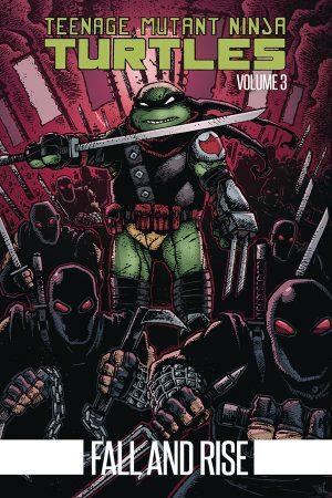 Teenage Mutant Ninja Turtles Vol.3