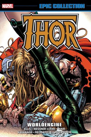 Thor: Worldengine (Epic Collection)