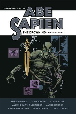 Abe Sapien: Drowning And Other Stories