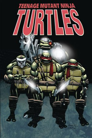 Teenage Mutant Ninja Turtles: Urban Legends