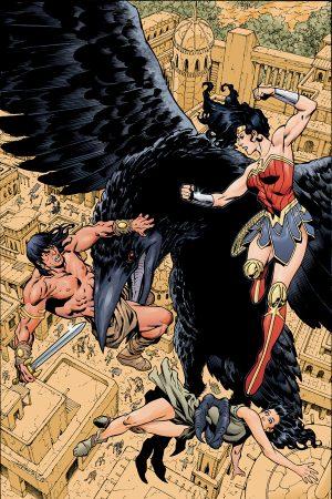 Wonder Woman / Conan