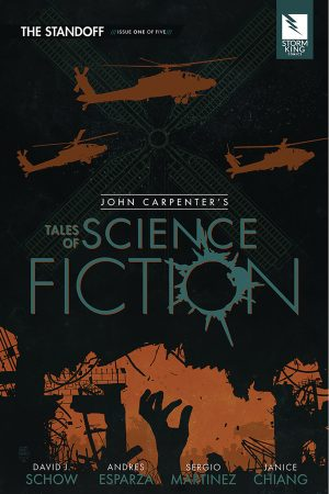 John Carpenter's Tales Of Science Fiction: Standoff #1