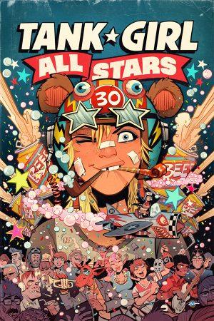 Tank Girl All Stars #1
