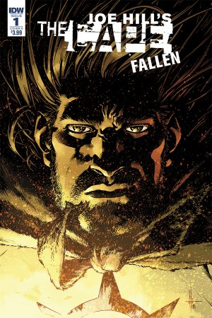 Joe Hill's The Cape: Fallen #1