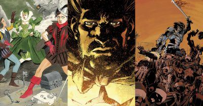 Solicitations: June 2018 – IDW Publishing