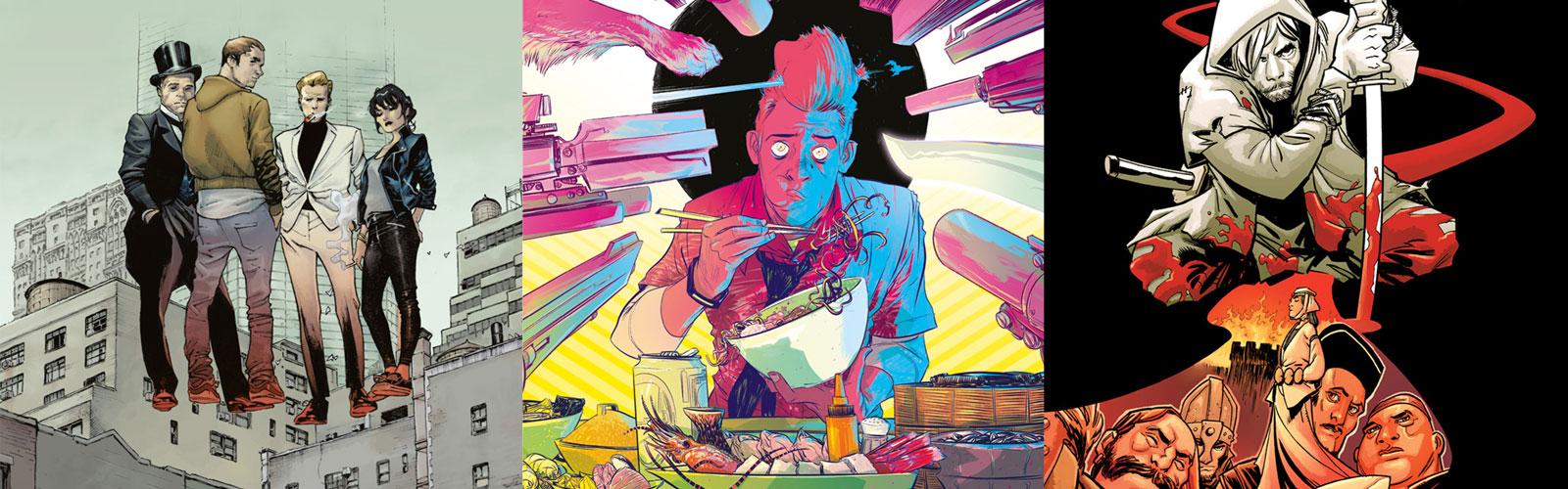 Solicitations: June 2018 – Image Comics