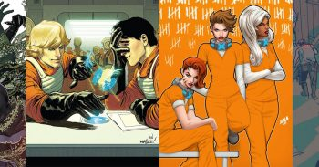 Top 10 Comic Subscriptions: 21 March 2018