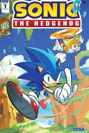 Sonic The Hedgehog (2018-) #1