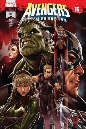 Avengers (2016-) #690