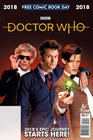 Doctor Who #0