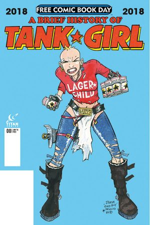 Brief History Of Tank Girl