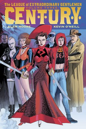 League Of Extraordinary Gentlemen Vol.3: Century