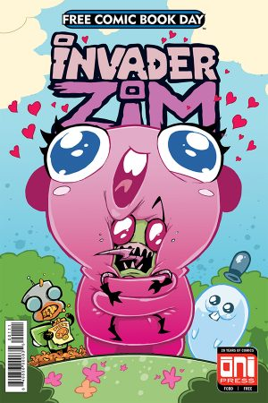 Invader Zim: Floopsy Bloops Shmoopsy