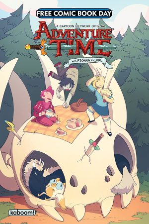 Adventure Time: Fionna And Cake Special