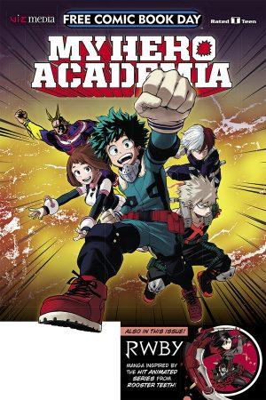 My Hero Academia / Rwby
