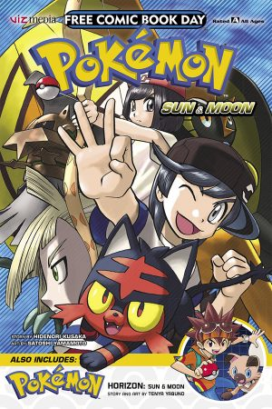 Pokemon: Sun And Moon / Horizon