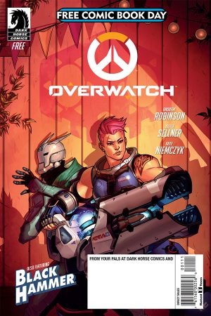 Overwatch and Black Hammer