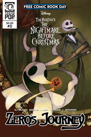 Nightmare Before Christmas: Zero's Journey #0