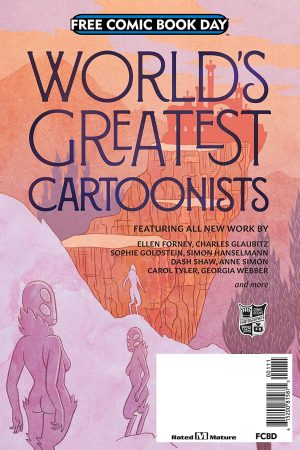World's Greatest Cartoonists
