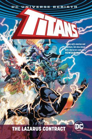 Titans: Lazarus Contract