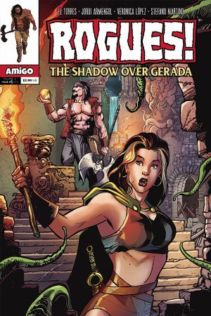 Rogues: Shadow Over Gerada #1