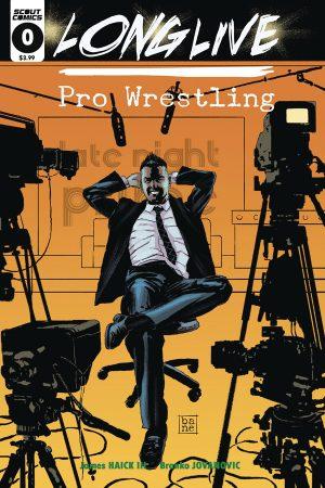 Long Live Pro Wrestling #0