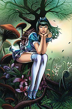 Revenge Of Wonderland #1