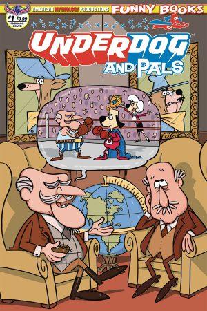 Underdog And Pals #1