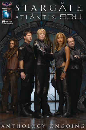Stargate: Atlantis / Universe - Anthology #1