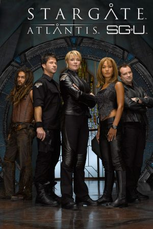 Stargate: Atlantis / Universe - Anthology