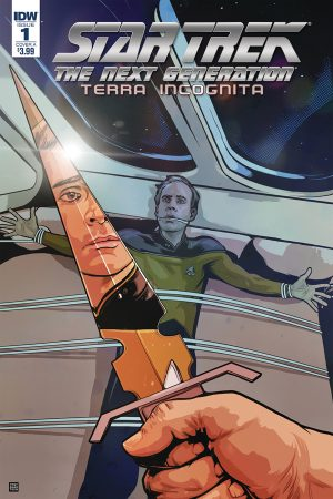 Star Trek - The Next Generation: Terra Incognita #1