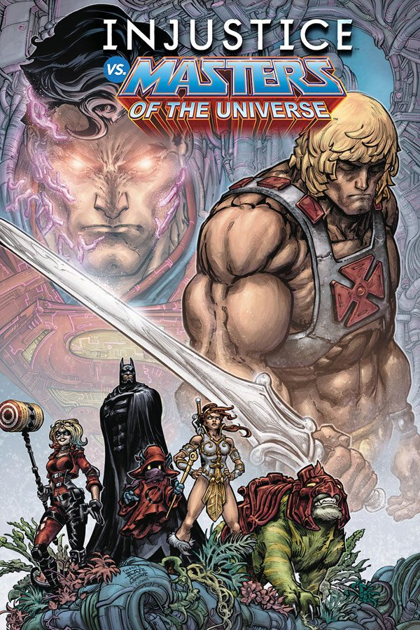 Injustice Vs He-Man And The Masters Of The Universe