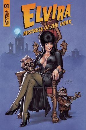Elvira: Mistress Of Dark #1