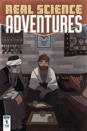 Real Science Adventures: Nicodemus Job #1
