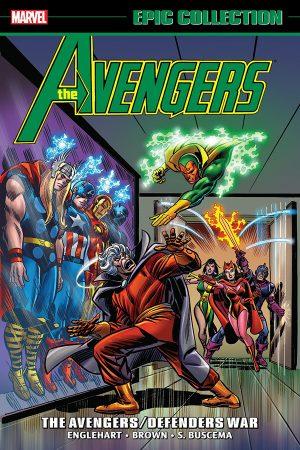 Avengers: Avengers / Defenders War