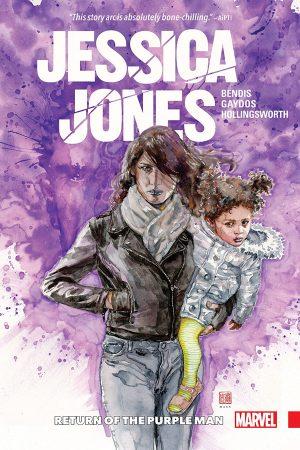Jessica Jones Vol.03: Return Of The Purple Man