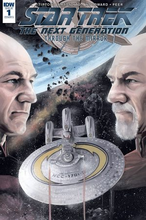Star Trek - Next Generation: Through The Mirror #1