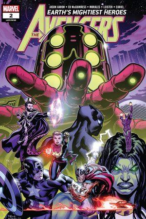 Avengers (2018-) #2