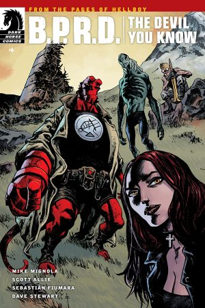 BPRD: The Devil You Know #6