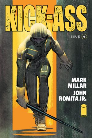 Kick-Ass #4