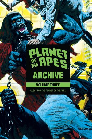 Planet of the Apes Archive Vol.03