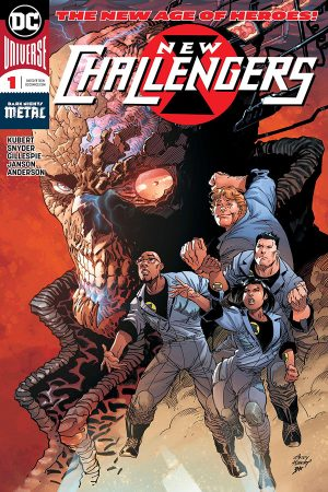 New Challengers (2018-) #1