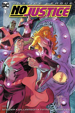 Justice League: No Justice (2018-) #1