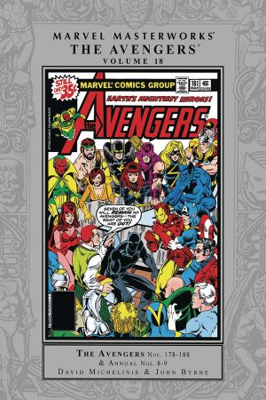 Marvel Master Works: Avengers Vol.18