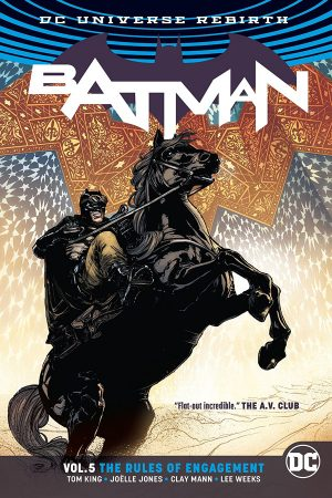 Batman Vol.05: Rules Of Engagement