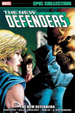 Defenders: The New Defenders (Epic Collection)